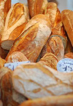 Boulevard de Grenelle Food Market French Bread