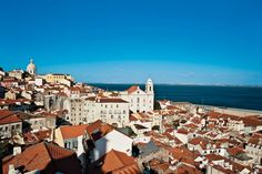 Step away from the majestic façades of imperial Lisbon and you'll find a city with a poetic soul...