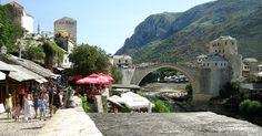 Stari Most in Mostar, Bosnia-Herzegovina. | qandvictoria.wordpress.com