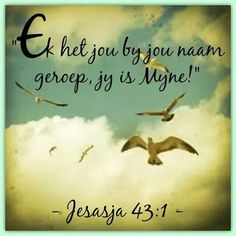By jou naam geroep Biblical Quotes, Bible Verses Quotes, Spiritual Quotes, Scriptures, Jesus Quotes, Psalm 38, Prayer Verses, Prayer Book, Afrikaanse Quotes