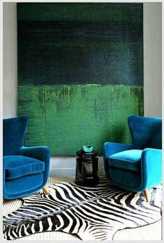 Si eres de esas personas que tienen estilo propio y quieres que tu hogar sea un reflejo de ti,decora tu hogar con arte, apuesta por el arte abstracto.