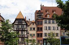 City Guide Strasbourg - best restaurants and veggie places in town (Straßburg / Elsass)