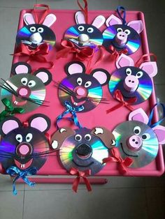 How For Making Candles In Your House - Solitary Interest Or Relatives Affair Reciclaje Para Nios Con Cds Aprender Manualidades Es Kids Crafts, Summer Crafts, Projects For Kids, Diy For Kids, Easy Crafts, Diy And Crafts, Craft Projects, Cd Diy, Art N Craft