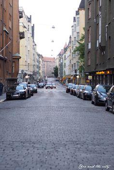 Fredrikinkatu, Helsinki, Finland