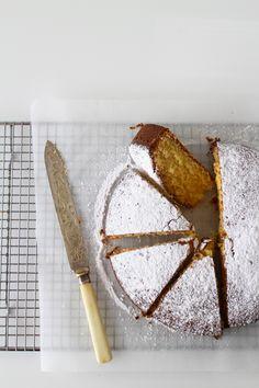 Classic Vanilla Cake | Made From Scratch