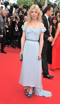 Clemence Poesy - At 2011 Cannes Film Festival.  (May 2011)