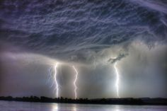 Mike Hall Lightning 001 by Mike Hall on 500px