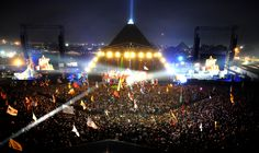 100 Days of Summer! #86 – Rock Out at Glastonbury Music Festival on June 26th – 30th