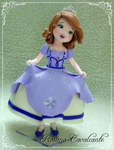 Resultado de imagen para princesita sofia porcelana fria