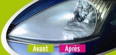Comment rénover ses phares de voiture lorsqu'ils sont oxydés