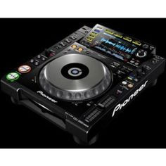 Pioneer CDJ-2000 Nexus Multi Player with Wi-Fi ~~ #Pioneer #wifi #Multiplayer  #Dj ~~ #music ~~ #nexus