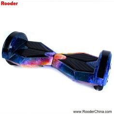 graffiti rainbow hoverboard