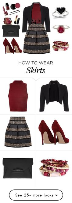 Love this outfit with the crimson top. Fall Outfits, Cute Outfits, Corporate Attire, Professional Wear, Work Chic, Complete Outfits, Work Fashion, Cosplay, Rock