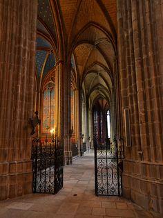 Deambulatoire - Cathedrale de #Limoges #HauteVienne