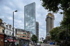City Road Basement Towers