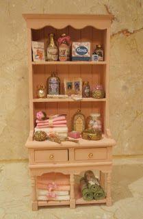 Alicia en el País de las Miniaturas: Muebles