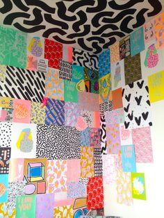 patterns galore.