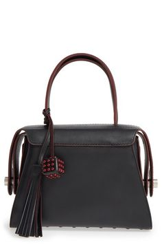 Tod's 'Twin' Leather Satchel available at #Nordstrom