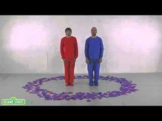 Sesame Street OK Go - Three Primary Colors - YouTube
