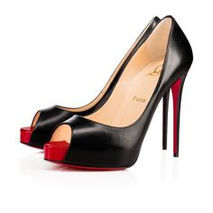 cc11ca132b1c Shoes - New Very Prive - Christian Louboutin 120mm Black High Heel Pumps