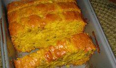 Exquisito pan de mango y pasas