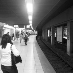 #Frankfurt #Hauptwache #Subway