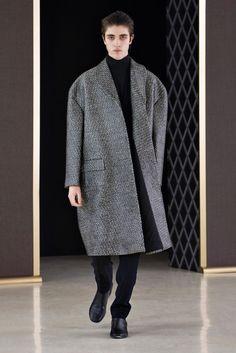 Balenciaga -- Fall 2013 Menswear