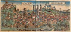 Nuremberg chronicles - BAMBERGA - Bamberg - Wikipedia