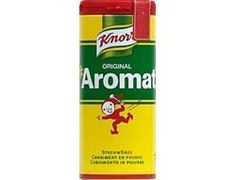 Aromat Knorr - Original Swiss Aromat by Knorr  (B likes this more than I do)