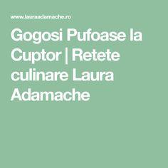 Gogosi Pufoase la Cuptor   Retete culinare Laura Adamache Cooking