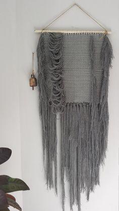 Weaving Wallhanging Metal III by Woodrowandco on Etsy