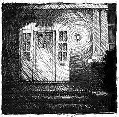 One Tree Hill - Peyton's Artwork