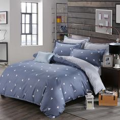 Cheap bedding set, Buy Quality linen bedding set directly from China cover set Suppliers: Nordic style Bed linens Bedding Sets For Russia USA Europe Size Duvet Cover Set Double Size Quilt cover Bedding Bedclothes Gray Double Bed Size, Double Beds, Grey Bedding, Linen Bedding, Bed Covers, Duvet Cover Sets, Cheap Bedding Sets, Bedclothes, Bed Linen Sets
