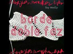 Soy Woolly, Diy Crafts Knitting, Popular Baby Names, Crafts Beautiful, Knitting Videos, Baby Girl Names, Tricks, Drink Sleeves, Knitting Patterns