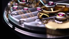 Want to know lies hidden inside the Galet Micro-Rotor? A new film reveals the slightest details of this calibre developed by Laurent Ferrier. Personalized Items, Lovers, Watch, Art, Clock Art, Pebble Stone, Art Background, Clock, Kunst