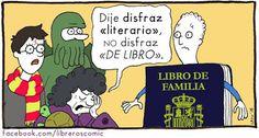 Libreros, una webcómic sobre libreros: humor a la llibreria en fomat còmic