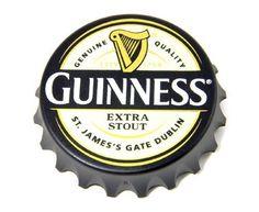 Beer Bottle Caps, Bottle Top, Bottle Labels, Bottle Opener, Guinness Draught, Premium Beer, Crystal Wine Glasses, Whiskey Glasses, Baileys