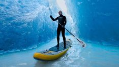 6 Stand Up Paddleboard Rivers, Caves