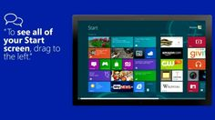 Microsoft's Windows 8 training videos shows how to use the new OS