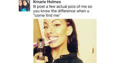 Woman arrested for posting gun selfie on Facebook  #guns #gunselfie #facebookthugging