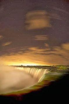 Depictions of Niagara Falls. - Photo Stackz
