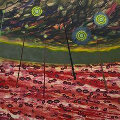 "Moto Okawa of ArtILikeLA reviews Merion Estes: ""Dystopia"" at CB1 Gallery."
