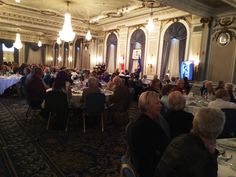 The Women's Canadian Club of Calgary still carries out some traditions started 100 years ago, while others have been let go.