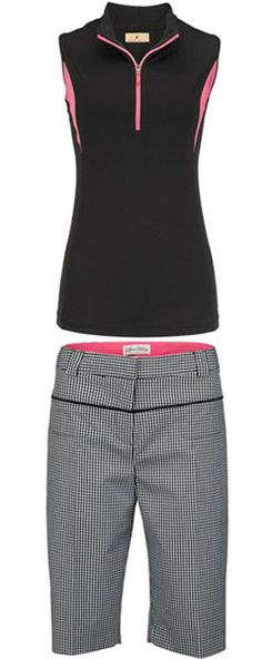 You must try our new Get This Party Started Sport Haley Ladies & Plus Size Golf Outfit!  Definitely worth it! #golf #ootd #lorisgolfshoppe