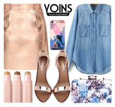 """""""Yoins"""" by fattie-zara ❤ liked on Polyvore featuring Casetify"""