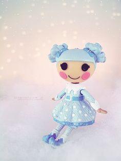 Custom Lalaloopsy Mini - Snowflake