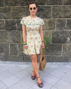 Vintage High Waisted Shorts, 30 Degrees, Playsuit, Summer Days, 1930s, Short Sleeve Dresses, Pairs, 1940s Fashion, How To Wear