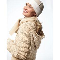 April's Pullover - Patterns | Yarnspirations