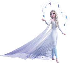 Frozen 2 Elsa in white dress with hair down new official big images Elsa Images, Elsa Pictures, Frozen Elsa Dress, Disney Frozen Elsa, Frozen Movie, Olaf Frozen, Frozen Theme, Frozen Party, Princesa Disney Bella