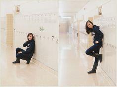 Jessica Klaus Photography » St. Marys Ohio Senior Photographer   indoor senior portrait, indoor locker session